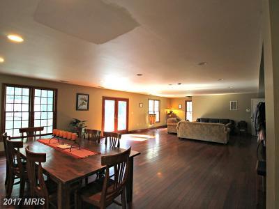 Falls Church Single Family Home For Sale: 2522 Buckelew Drive