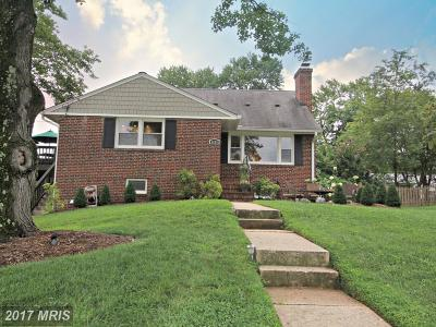 Mclean Single Family Home For Sale: 6805 Lumsden Street