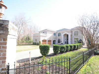 Alexandria Single Family Home For Sale: 9323 Old Mansion Road