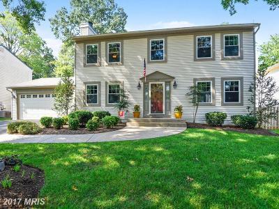 Fairfax Single Family Home For Sale: 10612 John Ayres Drive