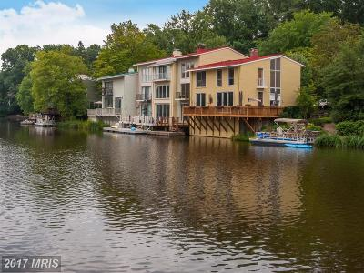 Reston Townhouse For Sale: 11430 Waterview Cluster