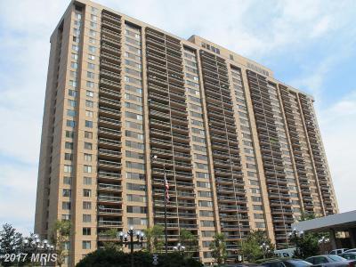 Falls Church Rental For Rent: 3701 George Mason Drive S #1909N