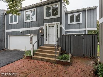 Reston Townhouse For Sale: 11324 Links Court
