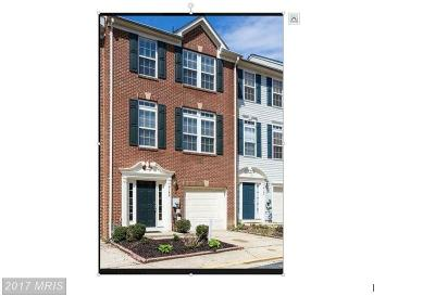 Lorton Townhouse For Sale: 9142 Silvershadow Court