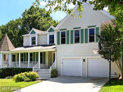 Springfield Single Family Home For Sale: 7822 Lobelia Lane