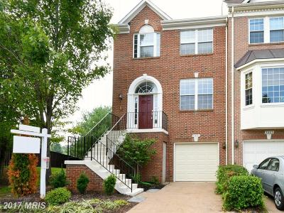 Herndon Townhouse For Sale: 2501 Peter Jefferson Lane