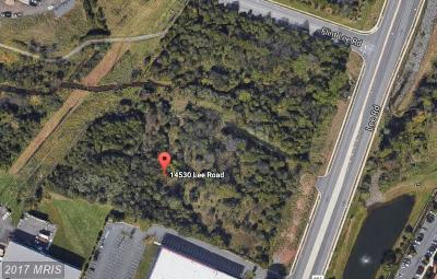 Chantilly Residential Lots & Land For Sale: 14530 Lee Road