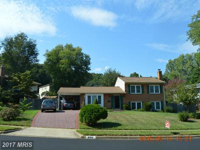 Annandale Rental For Rent: 8600 Sinon Street