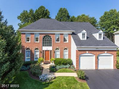 Herndon Single Family Home For Sale: 12508 Ridgegate Drive