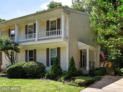 Burke Townhouse For Sale: 10582 Reeds Landing Circle