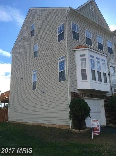 Centreville Rental For Rent: 6160 Early Autumn Drive