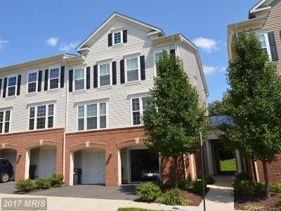 Alexandria Townhouse For Sale: 7010 Huntley Run Place #143
