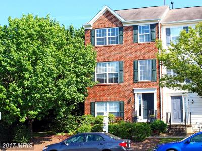 Centreville Townhouse For Sale: 14130 Gabrielle Way