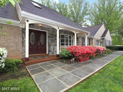 Mclean Rental For Rent: 6501 Sandy Knoll Court
