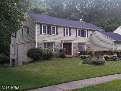 Reston Single Family Home For Sale: 2516 Farrier Lane