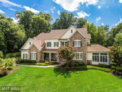 Fairfax Single Family Home For Sale: 12209 Wild Horse Drive
