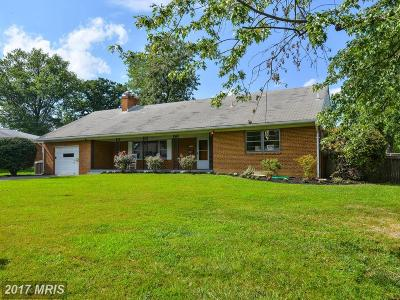 Single Family Home For Sale: 5842 Glen Forest Drive