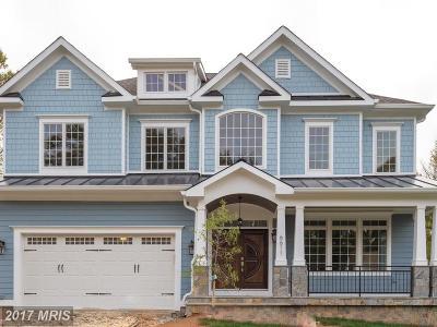 McLean Single Family Home For Sale: 6611 Tucker Avenue