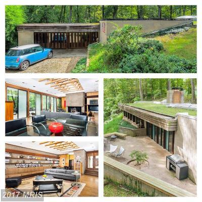 Mclean, Mc Lean Single Family Home For Sale: 1001 Galium Court
