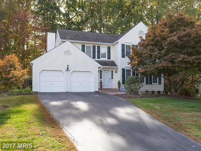 Fairfax Single Family Home For Sale: 3821 Charles Stewart Drive