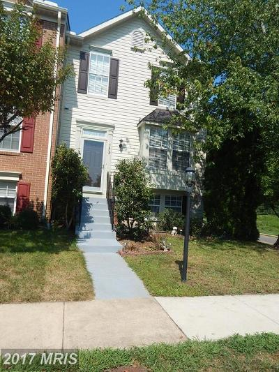 Alexandria Rental For Rent: 7408 Gadsby Square