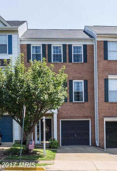 Centreville Townhouse For Sale: 6117 Beddingfield Court