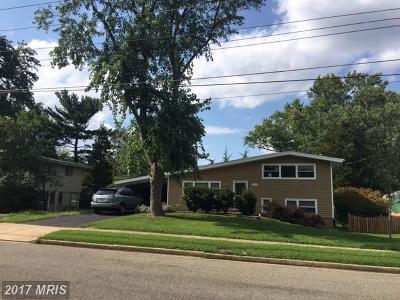 Alexandria Rental For Rent: 6006 Ridge View Drive