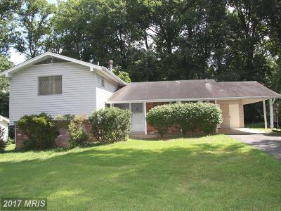 Mclean, Mc Lean Single Family Home For Sale: 6834 Churchill Road