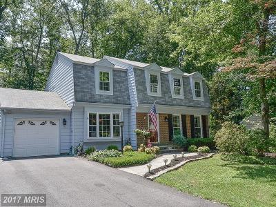 Annandale Single Family Home For Sale: 9117 Steeplebush Court