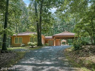Clifton Single Family Home For Sale: 12213 Henderson Road