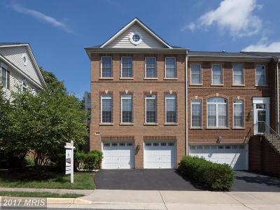 Oakton Townhouse For Sale: 9978 Cyrandall Drive