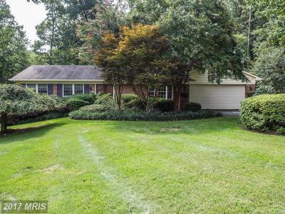 Fairfax Single Family Home For Sale: 3388 Hickory Hills Drive