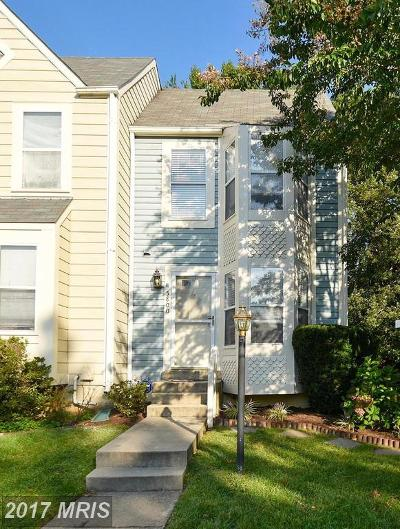 Kingstowne Townhouse For Sale: 5800 Norham Drive