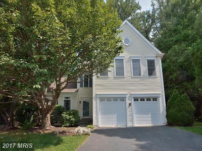 Falls Church Single Family Home For Sale: 7600 Bent Oak Court