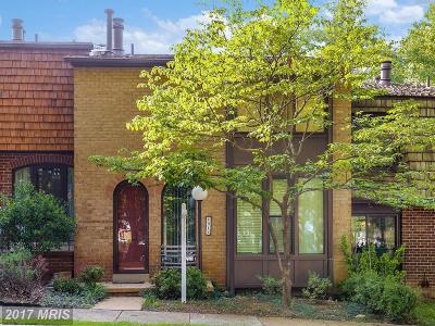 Annandale Townhouse For Sale: 4918 Sauquoit Lane