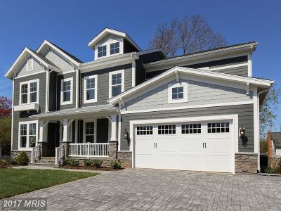 Falls Church Single Family Home For Sale: 6569 Brooks Pl