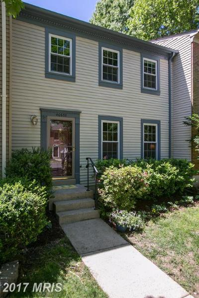 Annandale Townhouse For Sale: 4068 Championship Drive