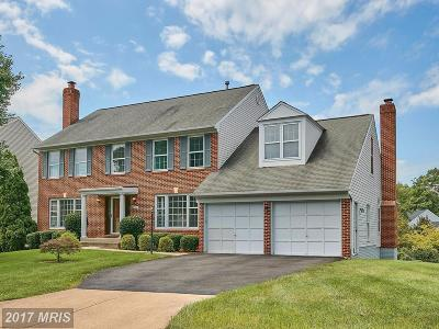 Centreville Single Family Home For Sale: 6726 Hartwood Lane
