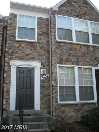 Oakton Rental For Rent: 3157 Cimmaron Oaks Court #29