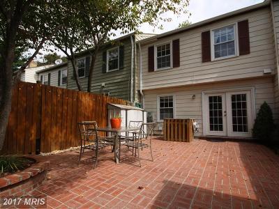 Alexandria Townhouse For Sale: 6506 Greyledge Court