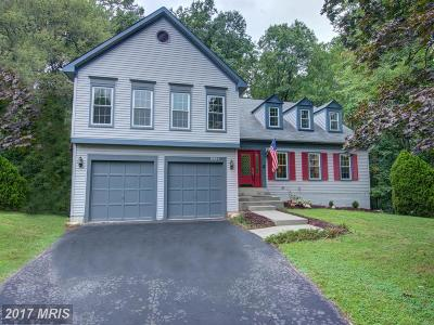 Burke Single Family Home For Sale: 6201 Gooding Pond Court