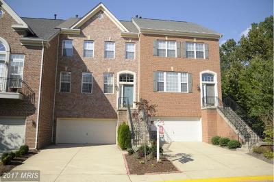 Washington, Montgomery, Fairfax Rental For Rent: 1913 Logan Manor Drive