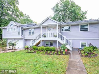 Vienna Single Family Home For Sale: 325 Tapawingo Road SE