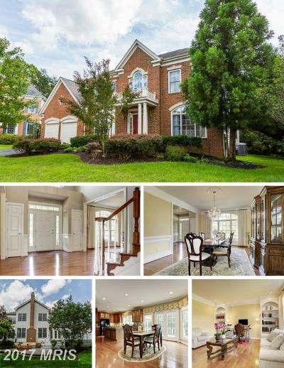 Fairfax Single Family Home For Sale: 11609 Forest Hill Court