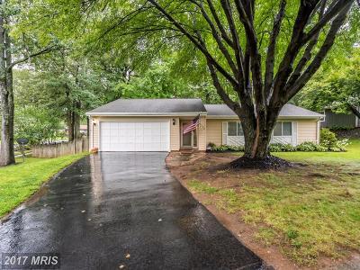 Herndon Single Family Home For Sale: 1504 Millikens Bend Road