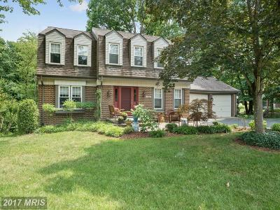 Springfield Single Family Home For Sale: 7409 Dorothy Court