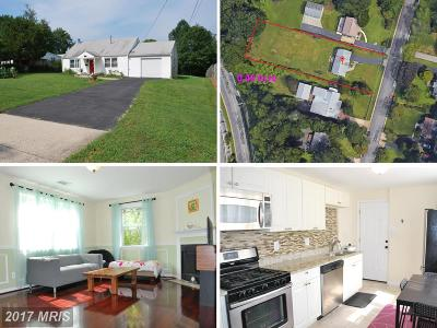 Annandale Single Family Home For Sale: 4016 Hirst Drive