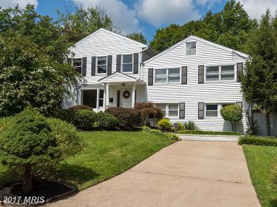 McLean Single Family Home For Sale: 7114 Enterprise Avenue