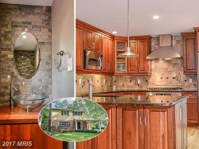 Burke Single Family Home For Sale: 9120 Andromeda Drive