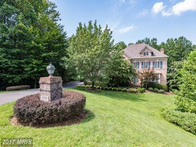 Fairfax, Fairfax City Single Family Home For Sale: 13321 Balmoral Heights Place
